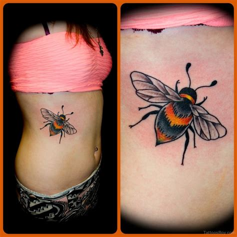 bumble bee tattoo bumble bee tattoos designs pictures page 4