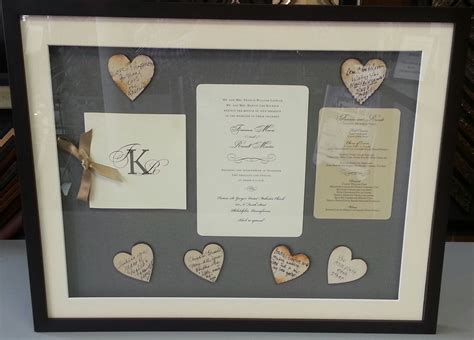 wedding invitations framing fastframe of lodo denver co fastframe of lodo expert - Framed Wedding Invitation