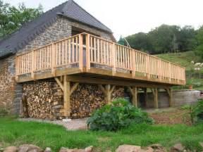 terrasse bauen holz the 25 best ideas about holzterrasse selber bauen on