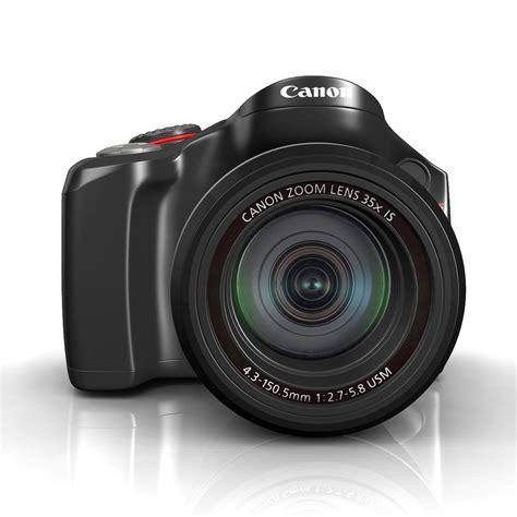 canon 3d 3d model canon
