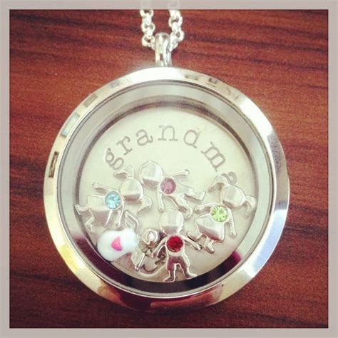 Origami Owl Lockets Ideas - origami owl locket for gift ideas