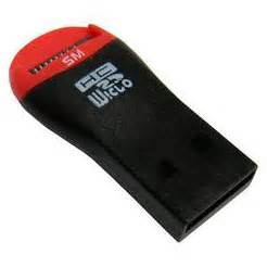 Micro Sd Jakarta mobile mate micro sd memory card reader black