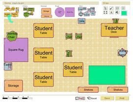 classroom layout website room setup the school supply addict