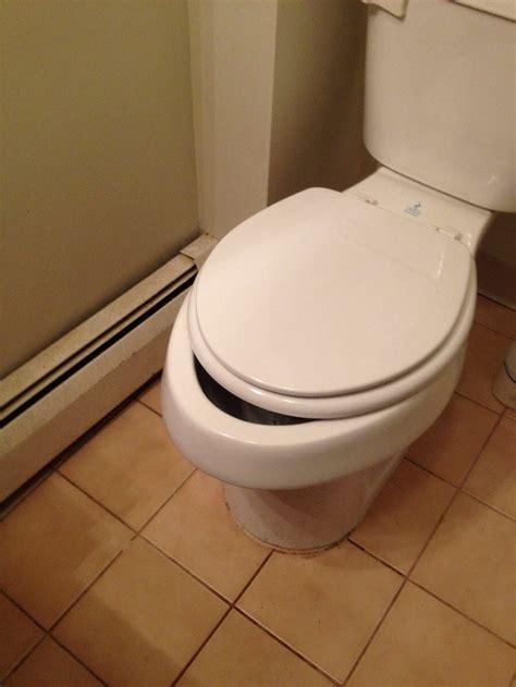 Bad Toilet My Buddys Toilet Has A Pretty Bad Underbite Meme