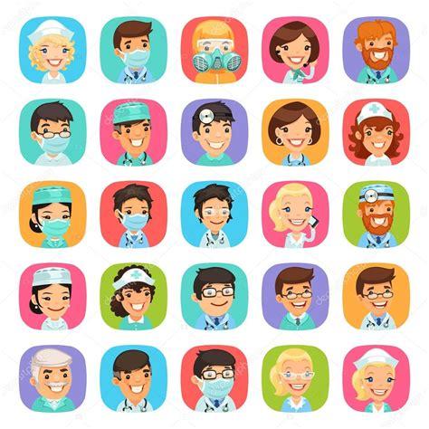 imagenes animadas de doctores los doctores dibujos animados personajes 237 conos conjunto