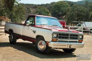 Oldest Dodge Truck Truck Thursday The Diesel Powered Dodge Ram