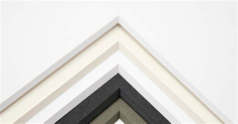 8 Ply Mat Board by Picture Framing A Frame Of Mind