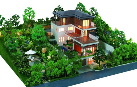 miniature residential house model architectural models residential plan architectural scale model making house