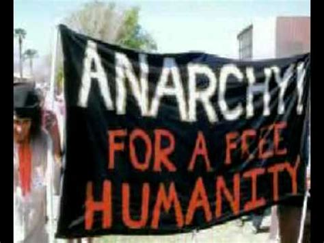 A Government Of Anarchy anarchy society without government or a free