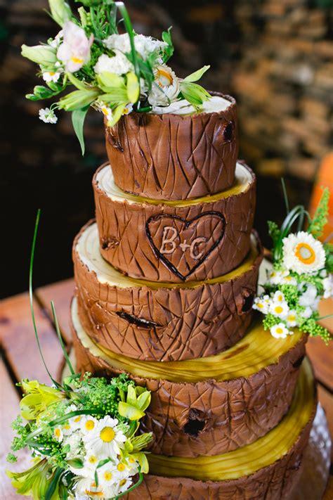 Hochzeitstorte Wald by 18 Pasteles De Bodas Para El 2015 Que Te Encantaran