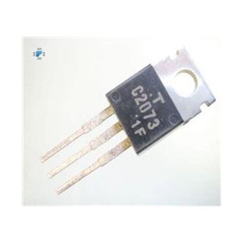 npn transistor output 2sc2073 transistor power output npn atvpartselectronique