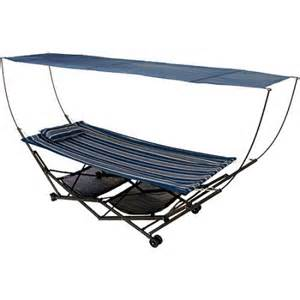 Hammock With Canopy And Stand by Stow Ez Portable Hammock With Stand And Canopy Multiple