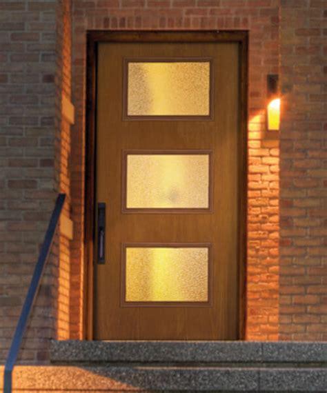 mid century doors   therma tru
