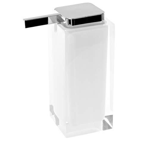 square white countertop soap dispenser soap dispenser