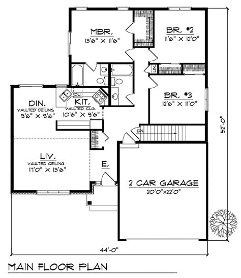 wide open floor plans wide open floor plan 89626ah 1st floor master suite