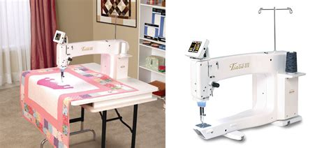 Tiara Quilting Machine by Tiara Iii Country Quilts Stitches