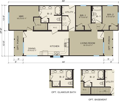 modular home floor plans for narrow lots modern modular home