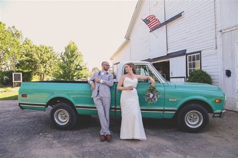 Is Farmtruck Married by Married At The Farm Chris Heritage Prairie Farm