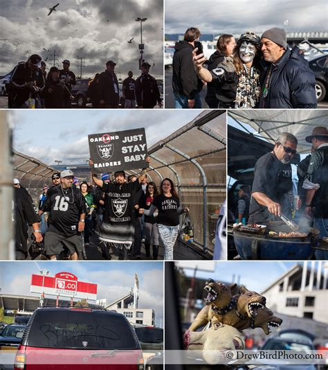 oakland raiders fan experience crazies raiders black hole pics about space