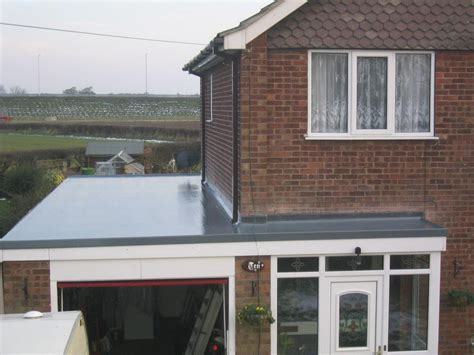 grp fibreglass flat roof system roofix