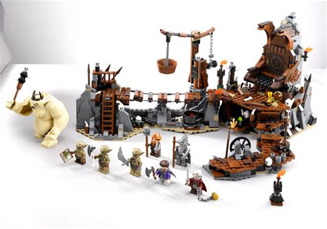 Lego Sets Lego Announces 5 Hobbit Related Lego Sets