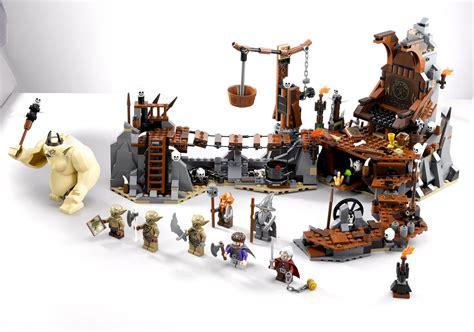 Lego Set Lego Announces 5 Hobbit Related Lego Sets