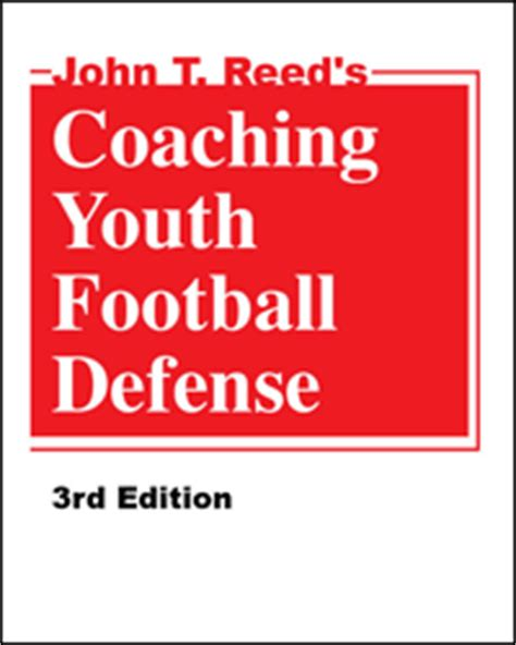 coaching football s 50 defense index to coaching youth football defense 3rd edition