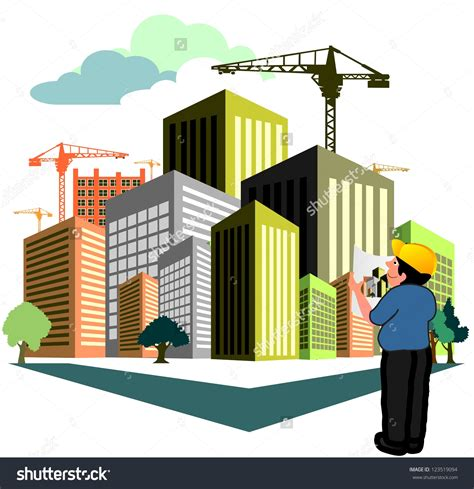 site clipart building construction clipart www imgkid the