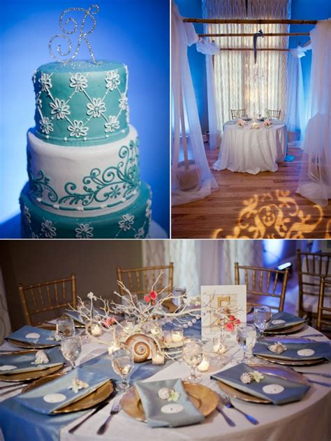and chic inspired real wedding onewed
