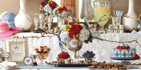 Kentucky Derby Decorations by Celebrate The Kentucky Derby In Style