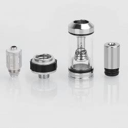 Eleaf Gs Turbo Atomizer D15 Tank Atomizer Authentic eleaf istick trim kit with gsturbo portable easy operation flavor vaping insider