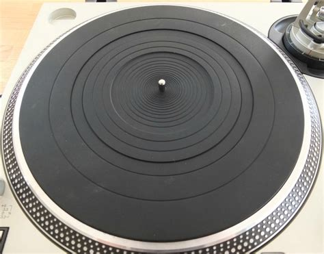 Turntable Rubber Mat by Analogue Studio Dm 205 Rubber Turntable Platter Mat