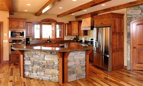 rustic alder kitchen cabinets 4 materials for rustic kitchen cabinets midcityeast