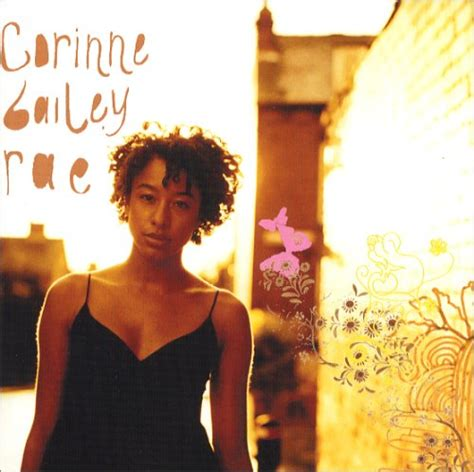Cd Corinne Bailey my inner chi corrine bailey put your records on
