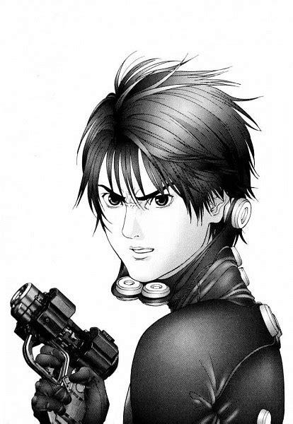 Gantz Anime Dsdw Size L kurono kei 350623 zerochan