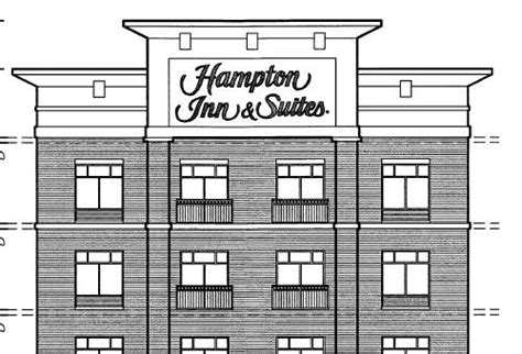 Block House Plans Hampton Inn Glenwood South We Dive Into The Specs