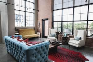 Maroon Bedroom Ideas modern urban loft designed by estrada interior design