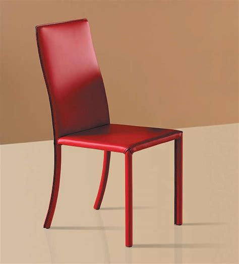 red dining room chair red leather parsons dining room chairs dining chairs