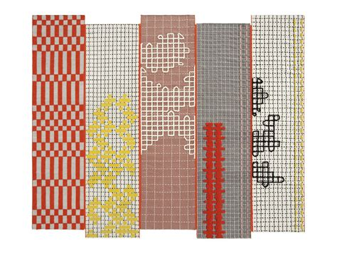 urquiola tappeti bandas rug by gan design urquiola