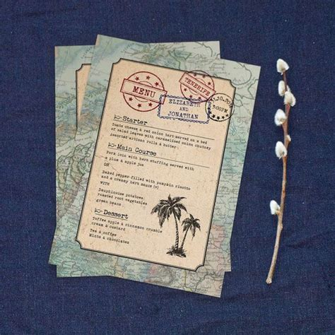 Order Wedding Brochures Abroad by 25 Best Boarding Pass Invitation Images On