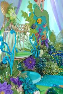 Little mermaid birthday party ideas photo 5 of 9 catch my party
