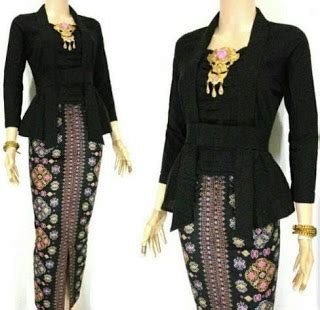 Rok Panjang Wanita Rok Batik Modern Bawahan Batik 1 80 model kebaya modern batik terpopuler 2018 model baju