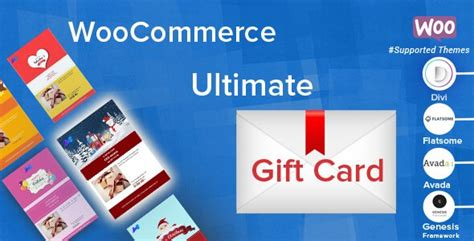 Ultimate Gift Card - woocommerce ultimate gift card v2 3 2 themesdad download free wordpress themes