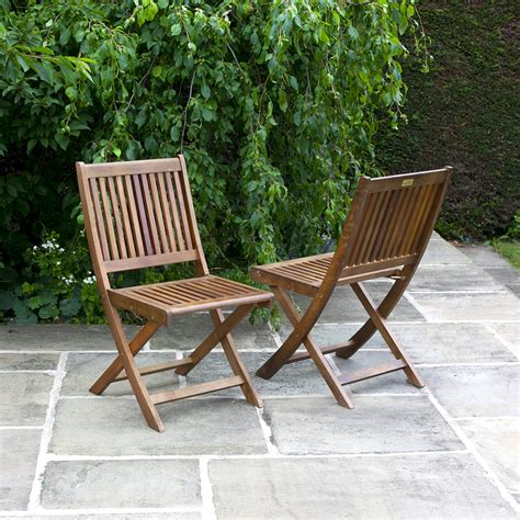 Garden Furniture Chairs Billyoh Hton 8 X Portable Folding Garden Chair Garden