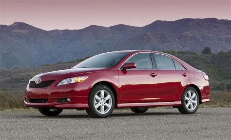 2008 Toyota Camry Review Car And Driver