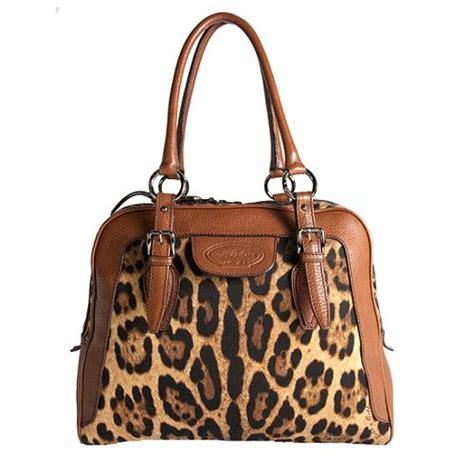 Dolce And Gabbana Leopard Print Mini Handbag by Dolce Gabbana Animal Print Shoulder Handbag