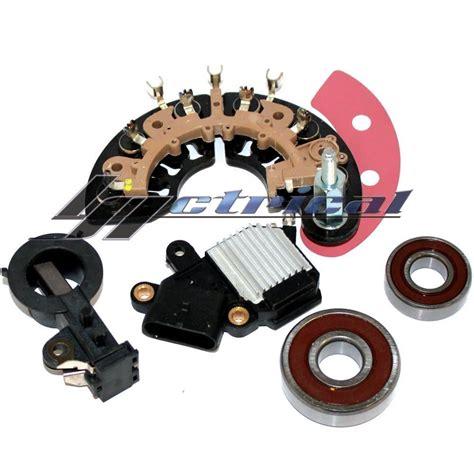 alternator repair kit fits chevy silverado suburban
