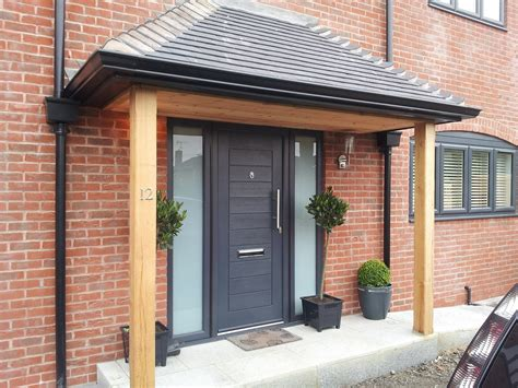 Brick House Front Door Black Front Door For Simple And Attracting Applications Homestylediary