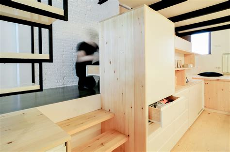 House Design For Small Space Gallery Of Patio House In Gracia Carles Enrich 3