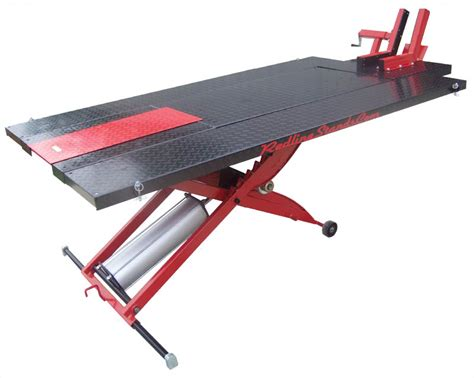 new redline mc1k 1000 lb motorcycle lift lifting table